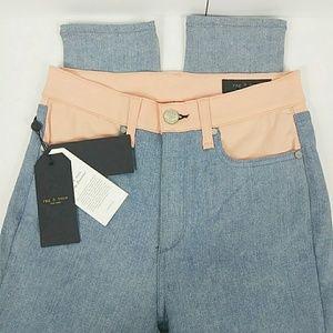 rag & bone Jeans - NWT rag & bone Phila Skinny Jeans Nelly Prairie